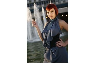 Зеев Левин модельные прически и стрижки 2009