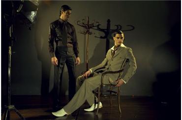Зеев Левин совместная работа с Мишель Шато 2009