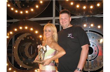 Эйлат 2007 Зеев и Анастасия Козокова
