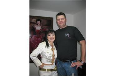 ZL и Анна Резникова