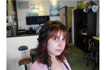 עיצוב שיער זאב לוין תל אביב