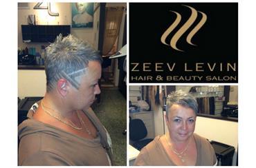 זאב לוין מעצב שיער תל אביב